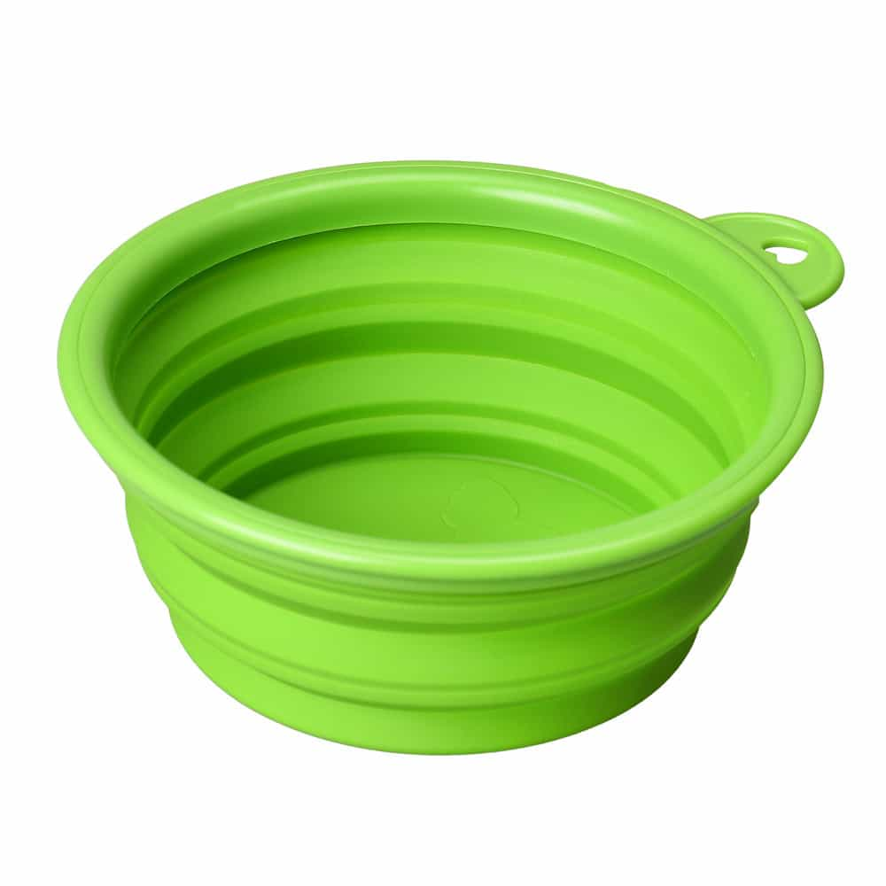 Silicone Dog Bowl