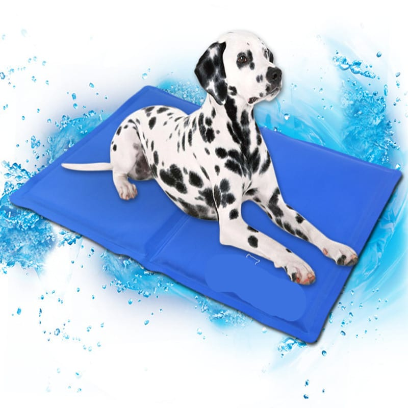happy life pets cool ice pet cooling mat